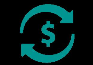 accounts receivable financing icon