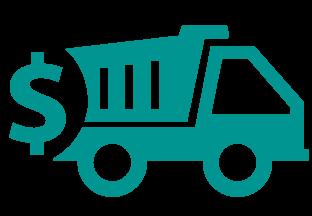 equipment financing icon
