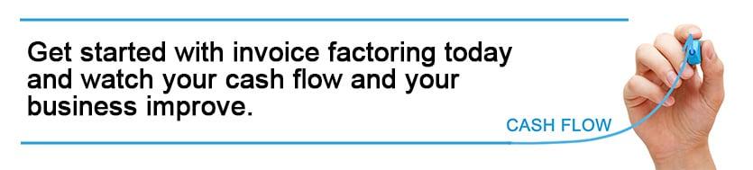 Get started watch cash flow improve CTA