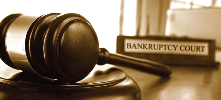 DIP financing for companies in bankruptcy