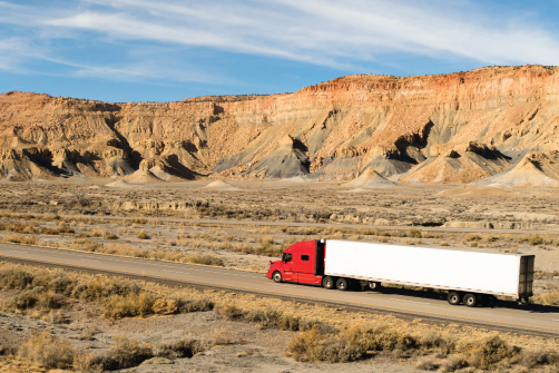 equipment financing for truckers