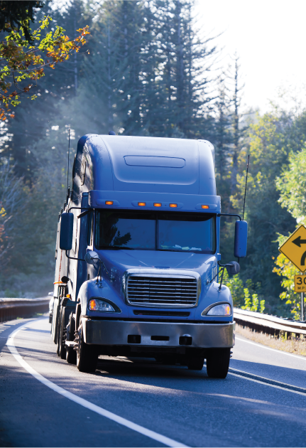 Invoice factoring for OTR trucking companies