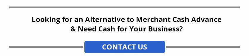 Contact us for an alternative to merchant cash advance